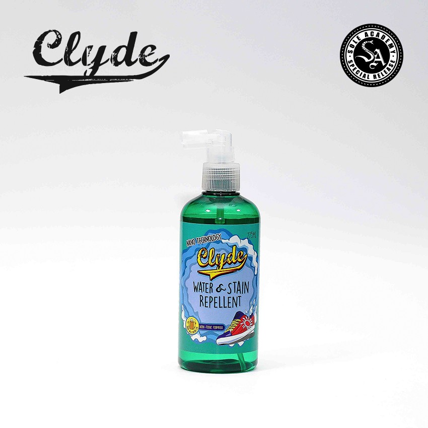 CLYDE WATER AND STAIN REPELLENT