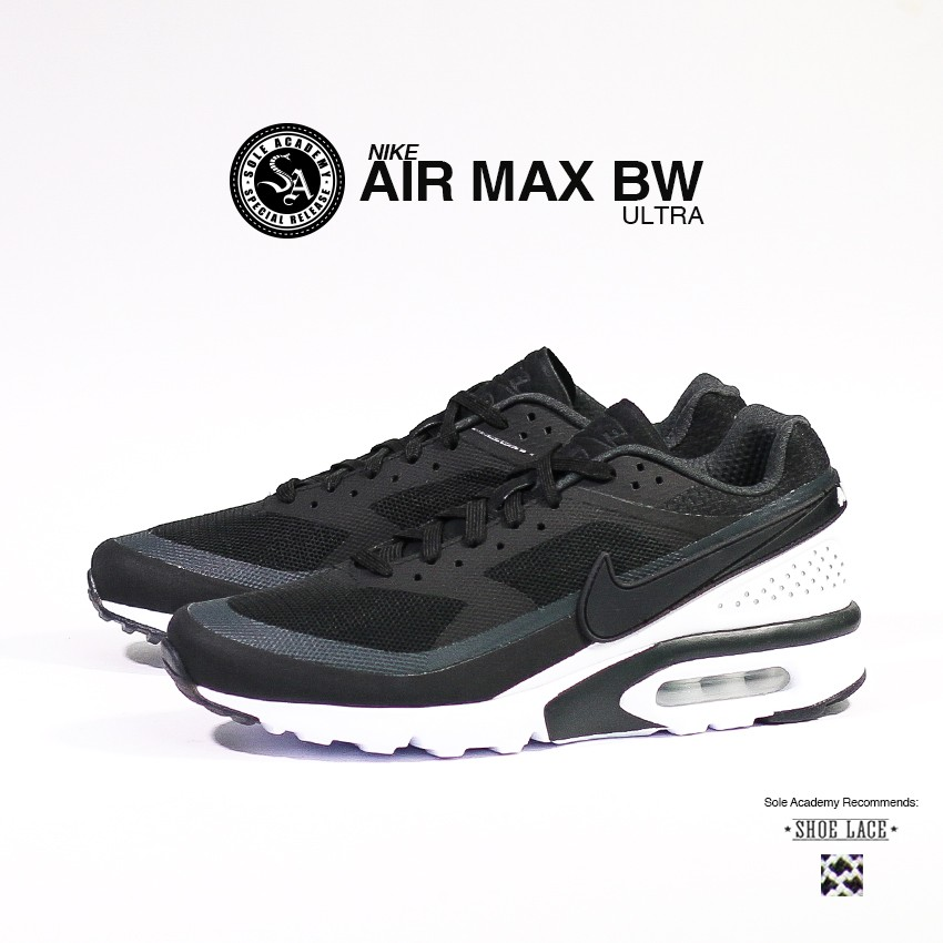 "NIKE AIR MAX BW ULTRA ""Blk/Blk-Anthracite"""