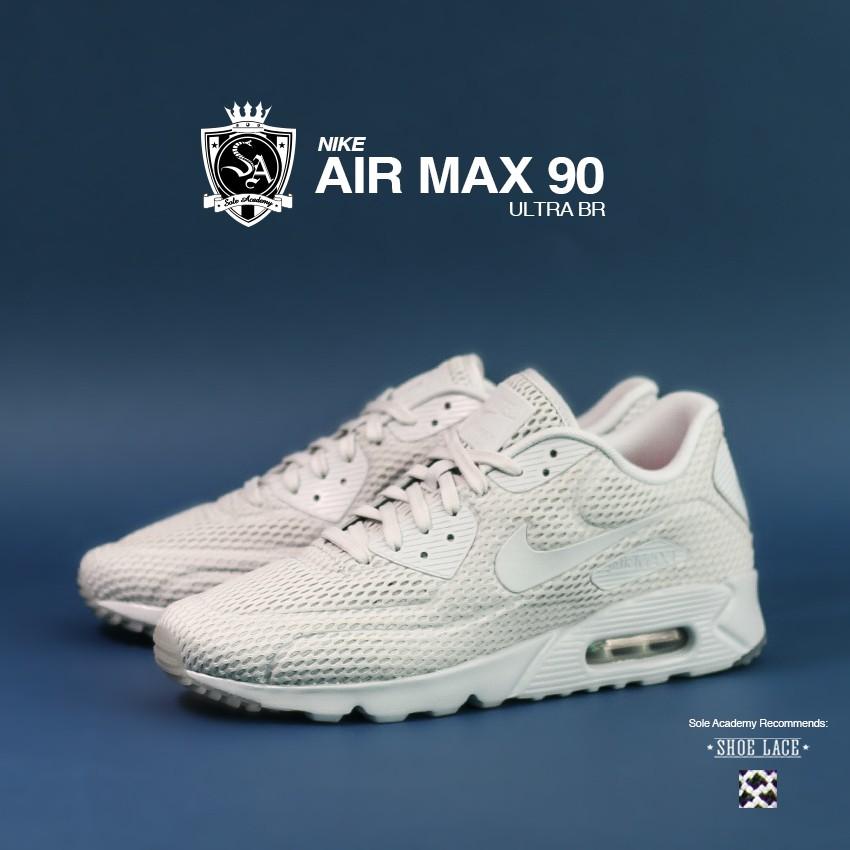 Nike Air Max 90 Ultra Br Pure Platinum