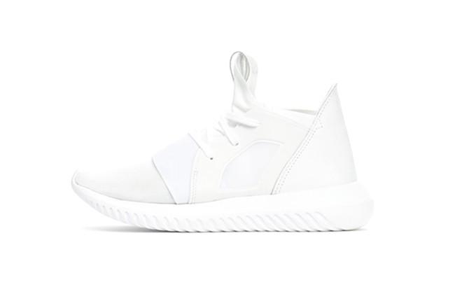 "adidas TUBULAR DEFIANT  W ""Triple White"""