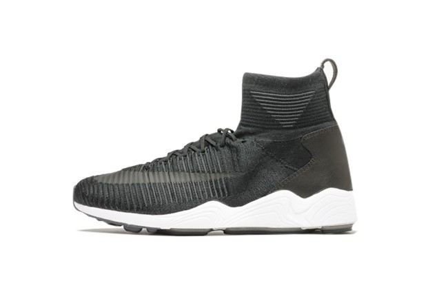 NIKE ZOOM MERCURIAL FLYKNIT <Black/Black-White/Anthracite>