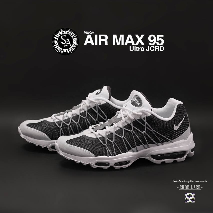 NIKE AIR MAX 95 ULTRA JCRD 'WOLF GREY'.