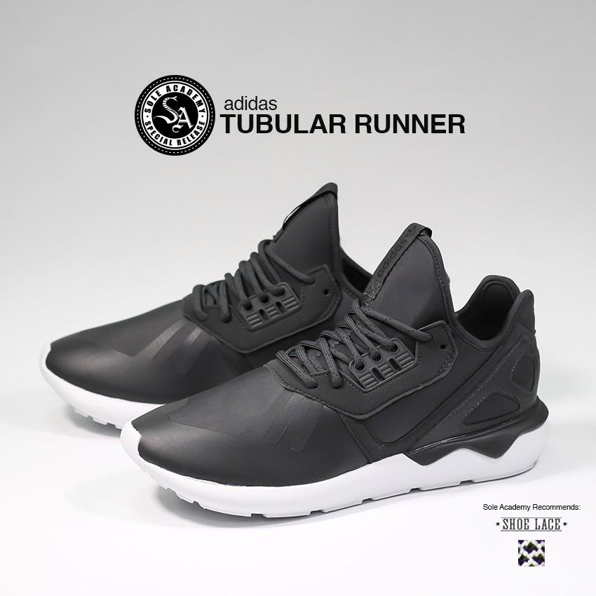 """adidas TUBULAR RUNNER """"CBlk/CBlk"""""""