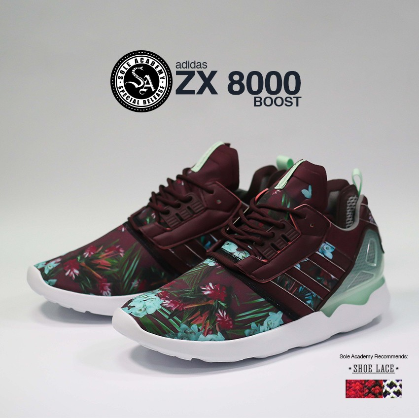 """adidas ZX 8000 BOOST """"Floral"""""""