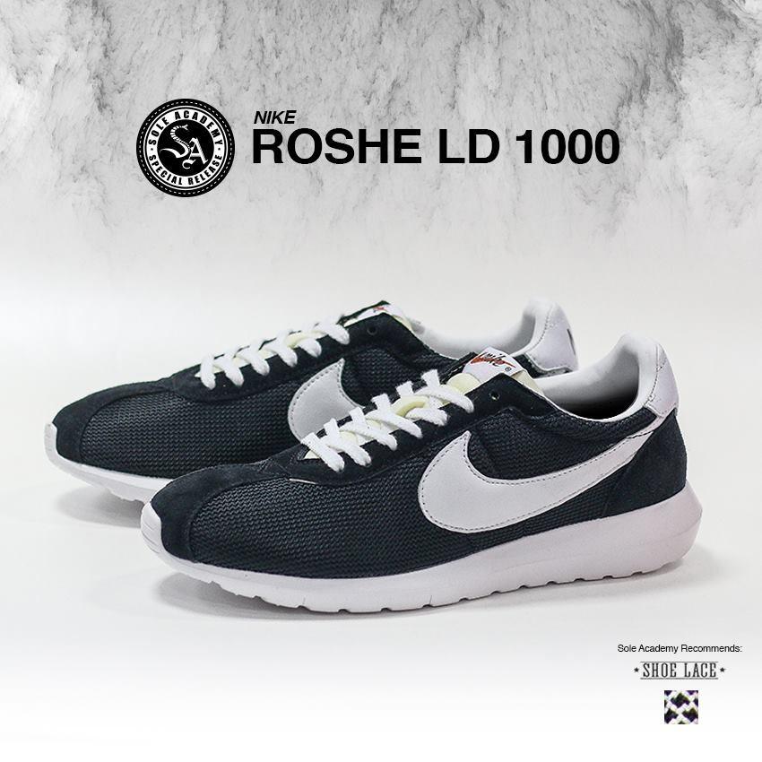 """NIKE ROSHE LD-1000 QS """"Black White"""""""