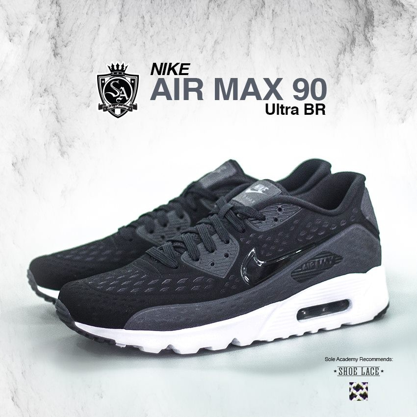 Nike Air Max 90 Ultra Breathe Black