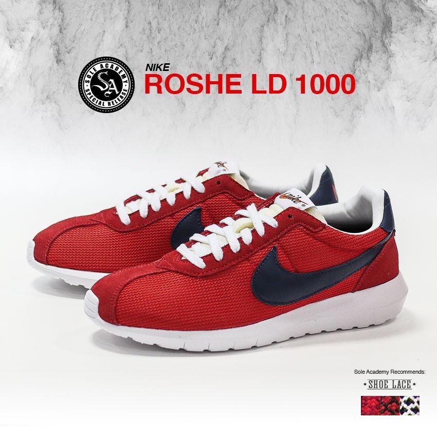 """NIKE ROSHE LD-1000 QS """"Sports Red"""""""