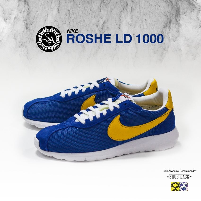 """NIKE ROSHE LD-1000 QS """"Varsity Royal"""""""
