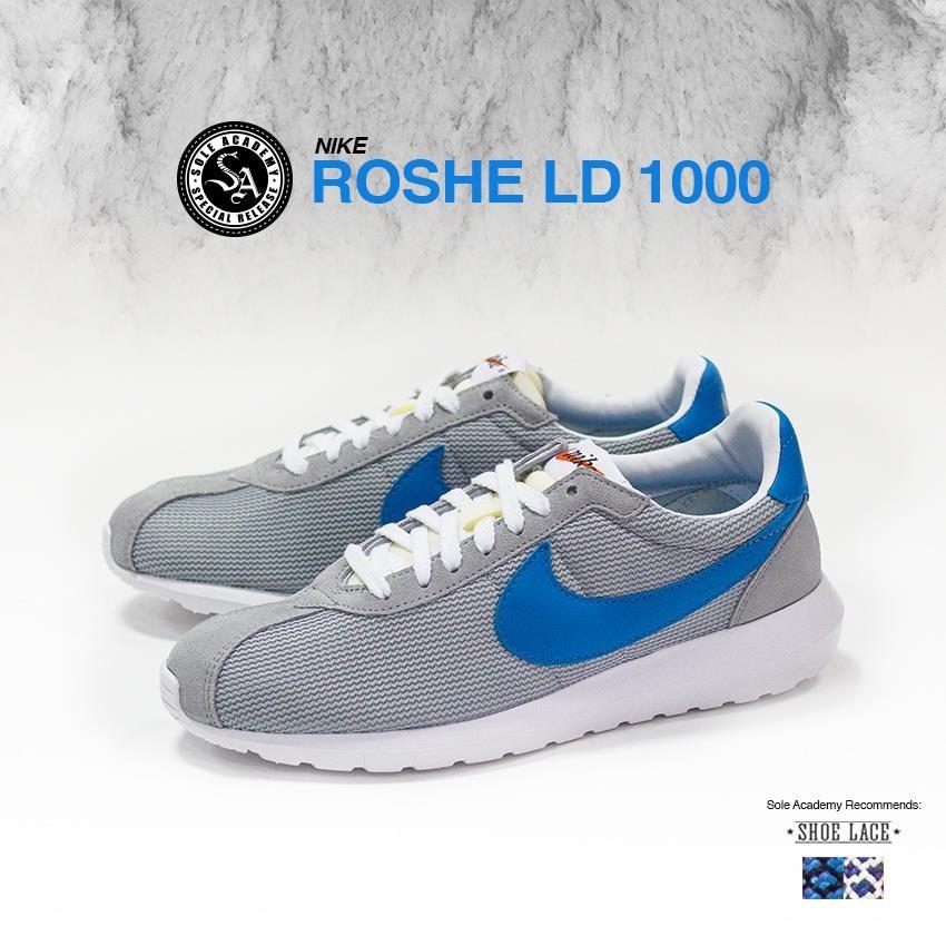 """NIKE ROSHE LD-1000 QS """"Wolf Grey"""""""