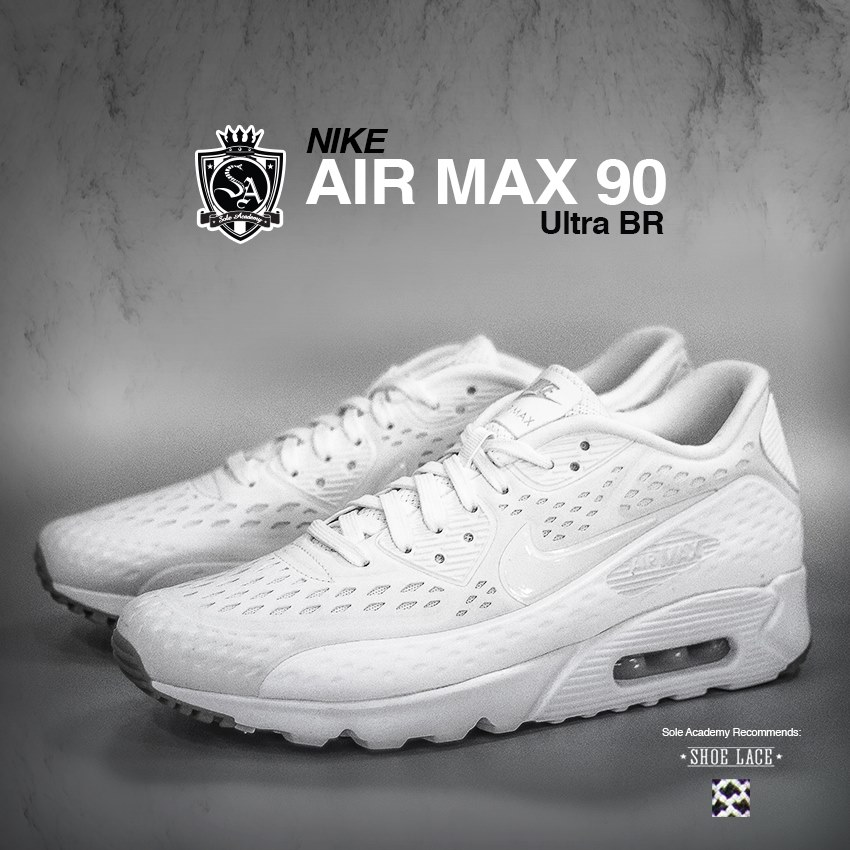 Nike Air Max 90 Ultra Br White
