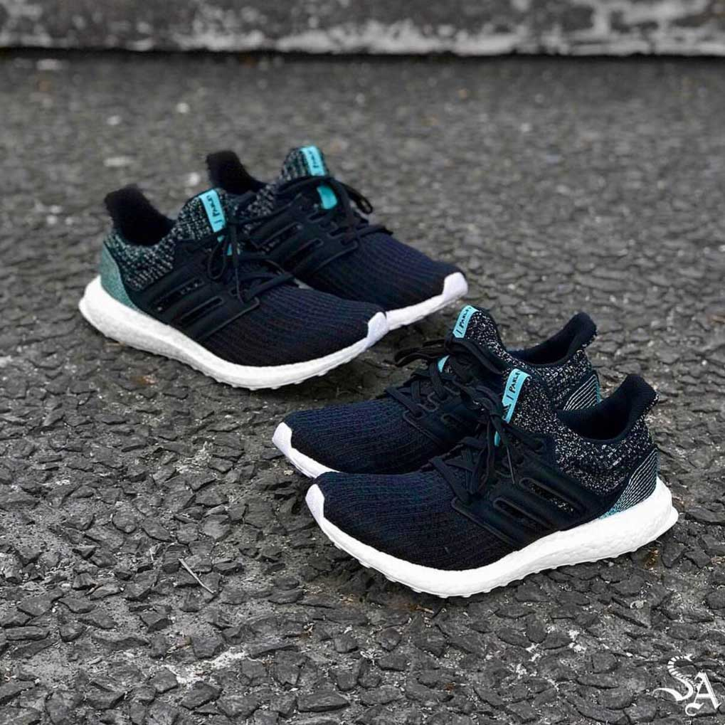the latest 67c60 530b8 ADIDAS ULTRABOOST PARLEY