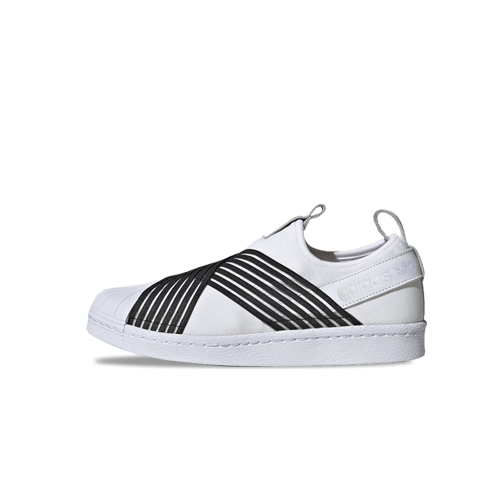 the best attitude aa806 95995 ADIDAS SUPERSTAR SLIP ON W