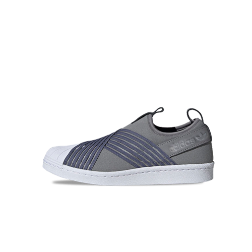 the best attitude 16d67 3dd23 ADIDAS SUPERSTAR SLIP ON W
