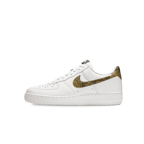 "brand new 22c5c 8021d NIKE AIR FORCE 1 LOW RETRO PRM QS ""PYTHON SNAKE"""